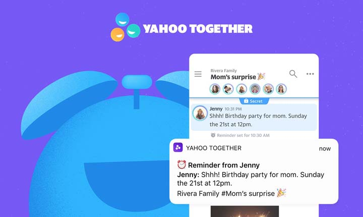 Fitur Yahoo Together
