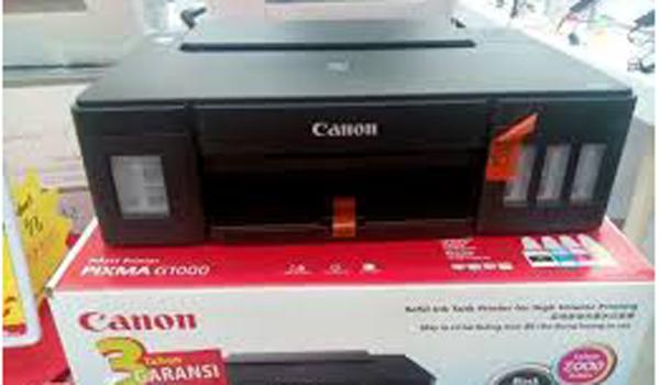 Daftar harga printer Canon terbaru 2018