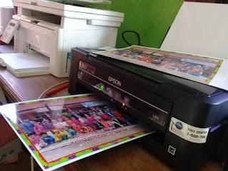 Printer Tidak Bisa Cetak Kertas Foto Tebal