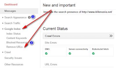 Menghapus Error Page Not Found 404 Secara Mudah & Permanen