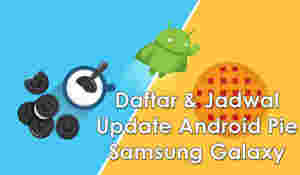Update Android 9.0 Pie