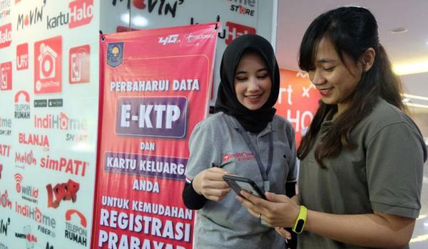 registrasi kartu SIM prabayar registrasi kartu SIM prabayar