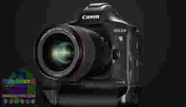 Kamera DSLR Canon EOS-1DX Mark III