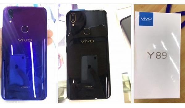 spesifikasi Vivo Y89
