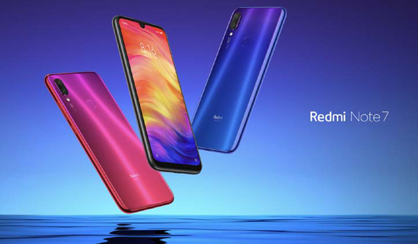Spesifikasi Xiaomi Redmi Note 7