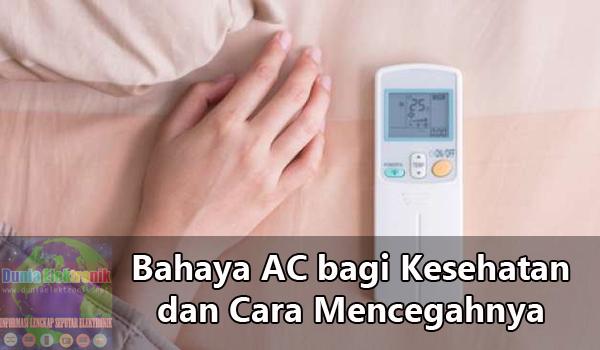 bahaya AC untuk kesehatan