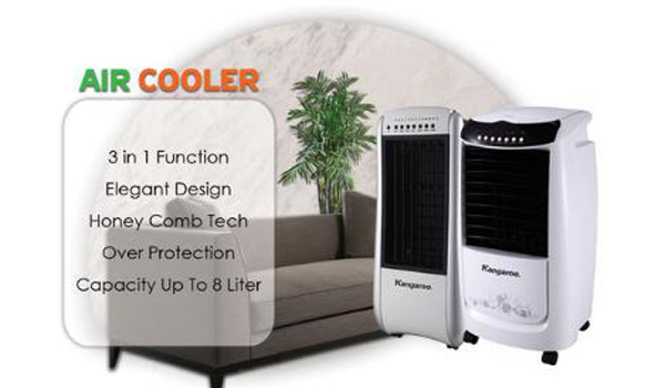 Merk Air Cooler Terbaik