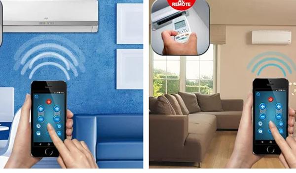 Aplikasi remote AC terbaik