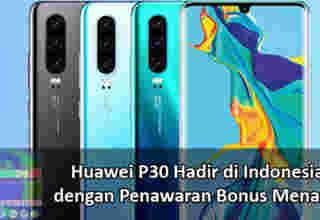 Spesifikasi Huawei P30