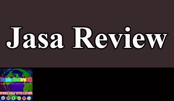 Jasa review elektronik