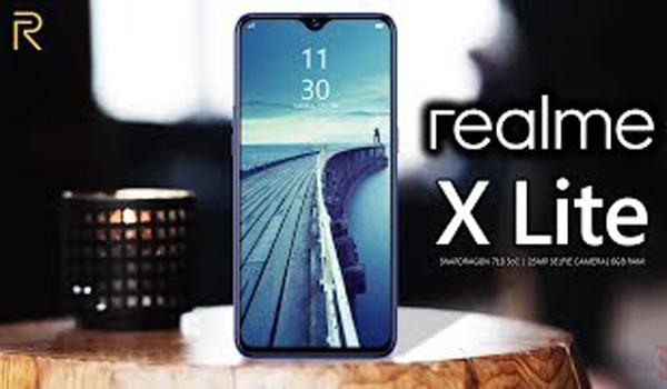 Spesifikasi Realme X Lite