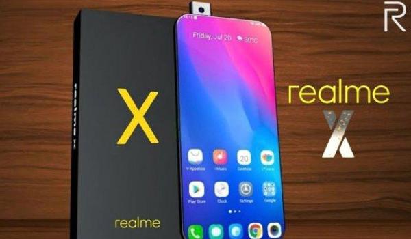 Spesifikasi Realme X
