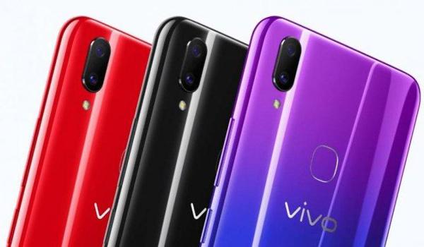Spesifikasi Vivo Z3x