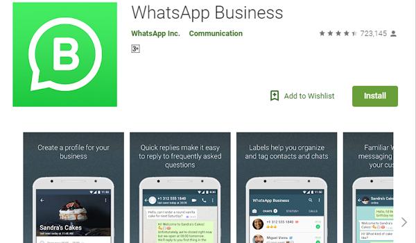Download Aplikasi WhatsApp Bisnis