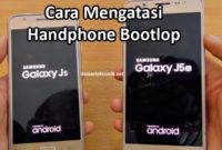 Cara mengatasi handphone bootlop