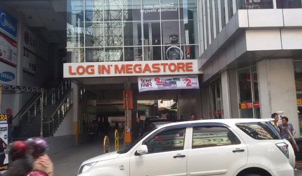 Toko elektronik terbaik di kota Bandung