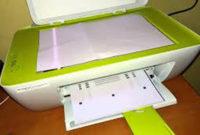 Cara Reset Cartridge printer HP 2135