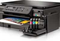Komponen utama printer modifikasi