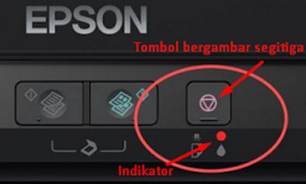 Solusi printer Epson macet
