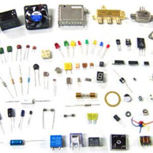 Pengertian komponen elektronik aktif dan pasif