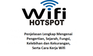pengertian wifi