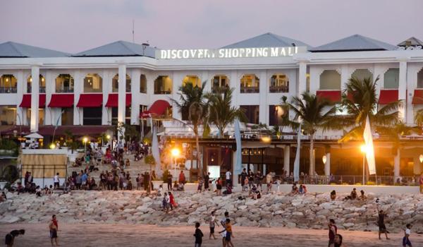 Mall terbaik di Pulau Dewata Bali