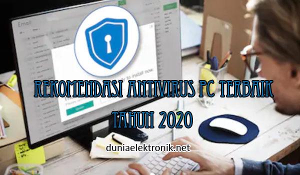 antivirus pc terbaik 2020