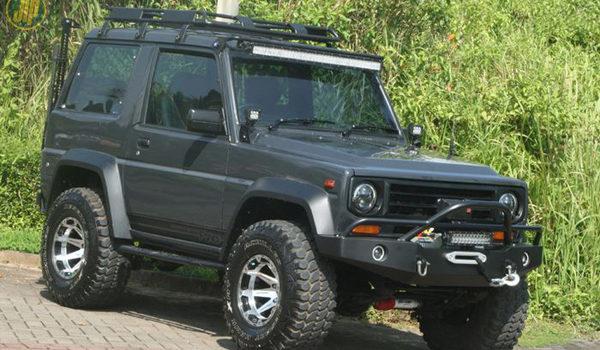 mobil diesel bekas terbaik