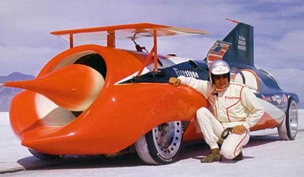 mobil paling cepat sedunia