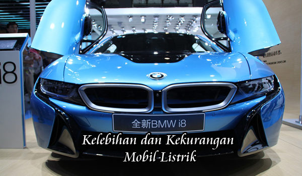 kelebiihan mobil listrik