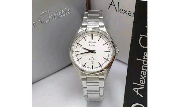 jam tangan wanita alexandre cristie
