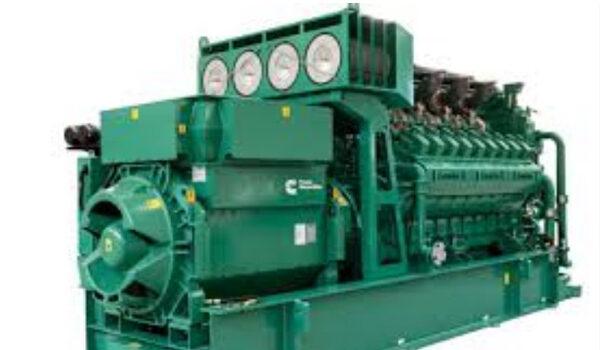 Jenis-jenis genset turbin