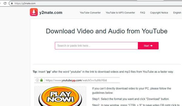 Aplikasi downloader video YouTube tercepat