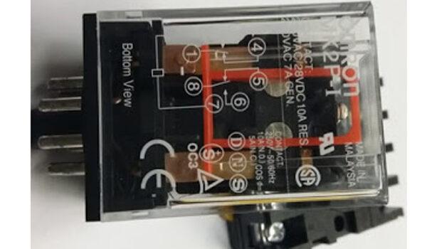 cara memasang relay