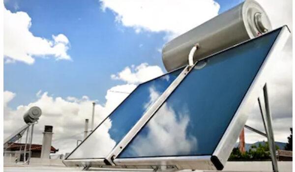 kelemahan pemanas air tenaga surya