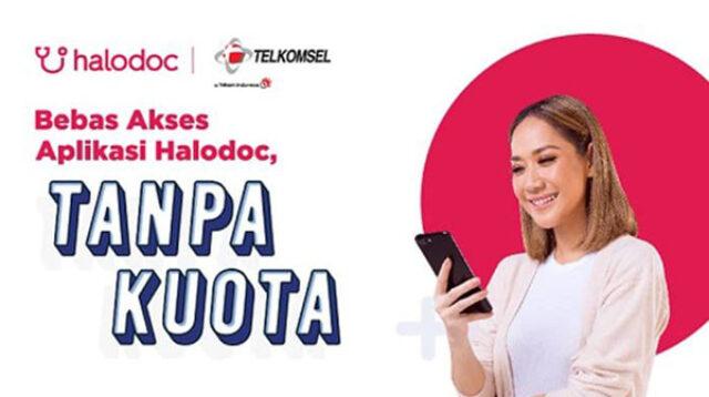 Akses gratis Telkomsel