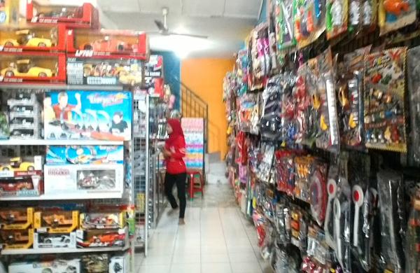 toko mainan terlengkap di Bekasi