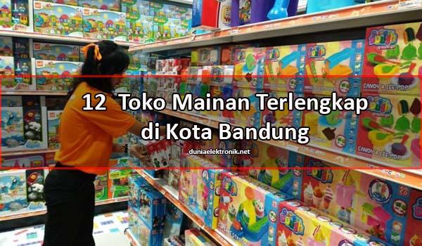 toko mainan terlengkap di Bandung