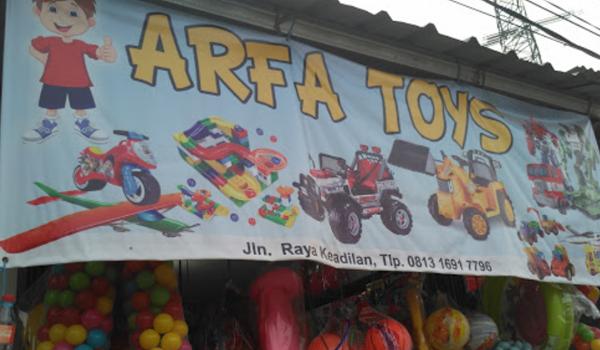 Toko Mainan Terlengkap di Depok