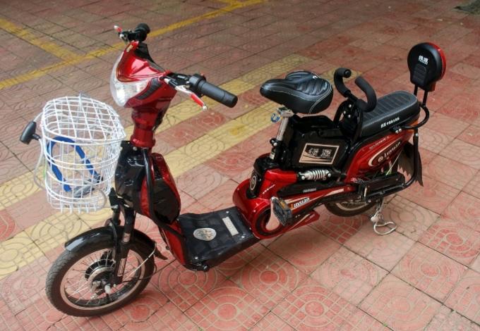 Komponen sepeda listrik