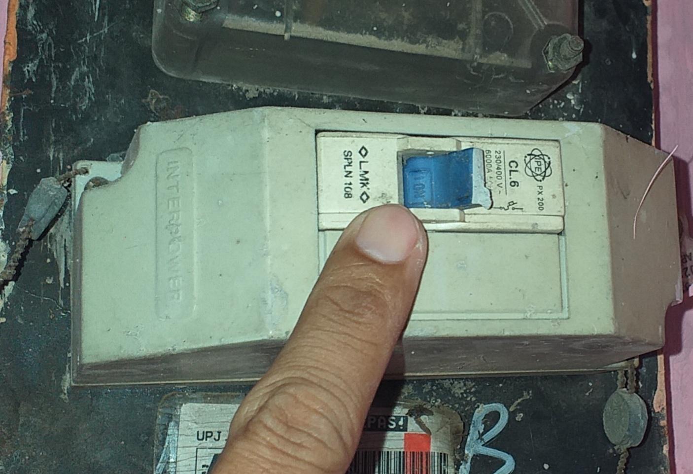 Mcb listrik rumah sering turun