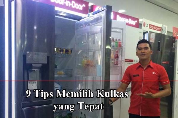 Tips Memilih Kulkas yang Tepat