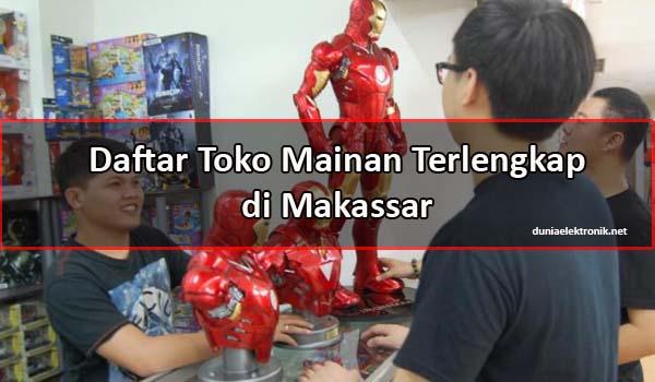 Toko Mainan Terlengkap di Makassar
