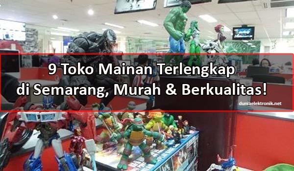 daftar toko mainan terlengkap di Semarang