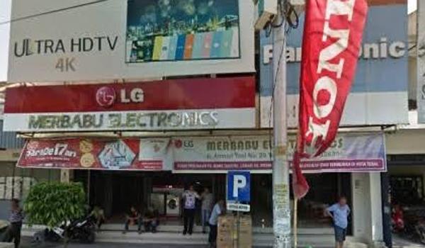 toko elektronik di Tegal
