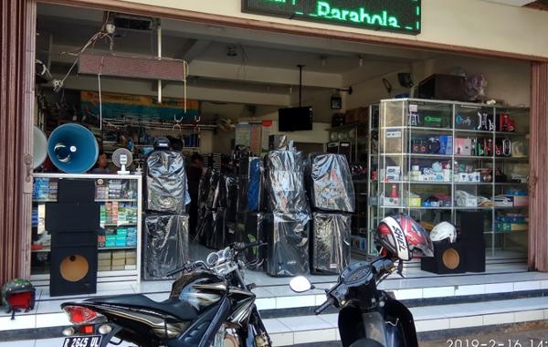 toko elektronik di Jepara
