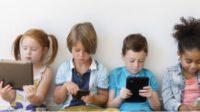 bahaya gadget untuk pertumbuhan anak