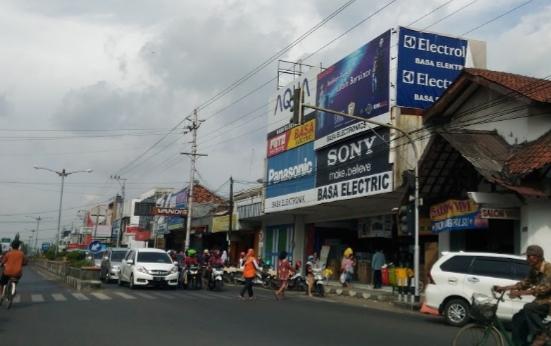 Toko elektronik di Kabupaten Pemalang
