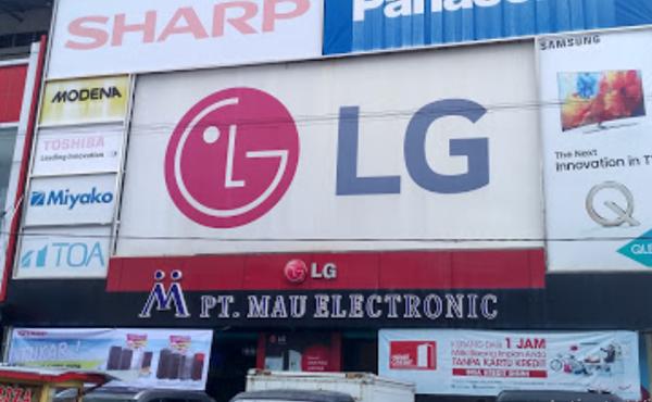 Toko Elektronik Terbaik di Padang