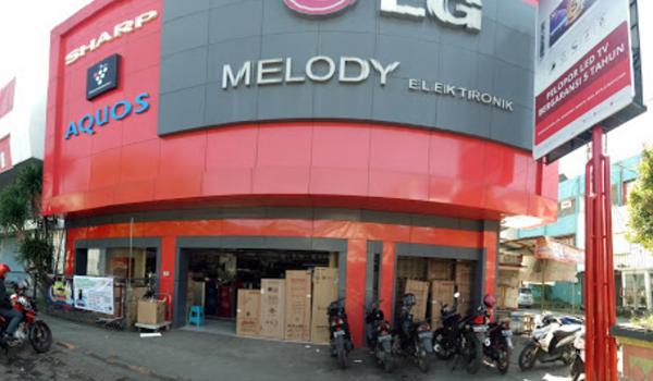 Toko elektronik di Mataram